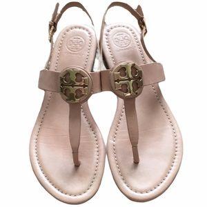 Tory Burch flip flops sandals